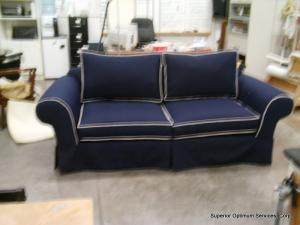 slipcover fold out couch