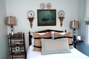 another bedroom by interior designer Susan Jamieson