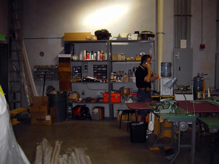 drapery workroom